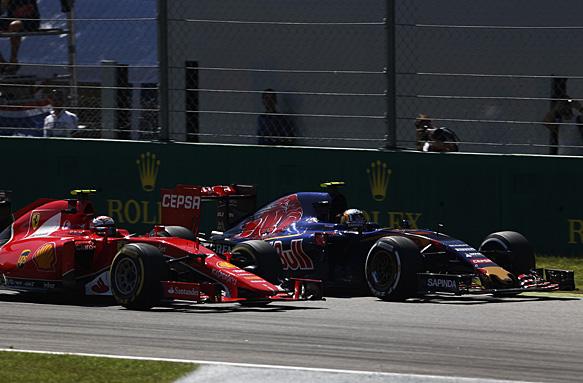 Toro Rosso vuelve con Ferrari tres años después