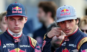 Toro Rosso confirma que Sáinz y Verstappen seguirán un año más