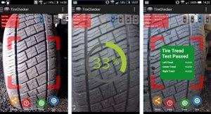 Car Tire Checker, la app para controlar el estado de los neumáticos