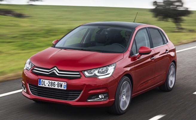 Citroën C4, el coche más vendido en España durante el pasado año