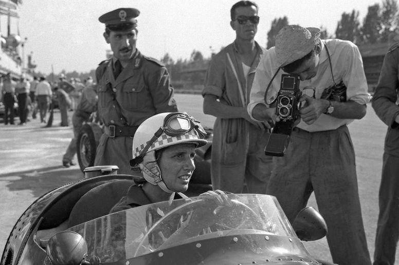 María Teresa de Filippis, la primera mujer piloto de F1