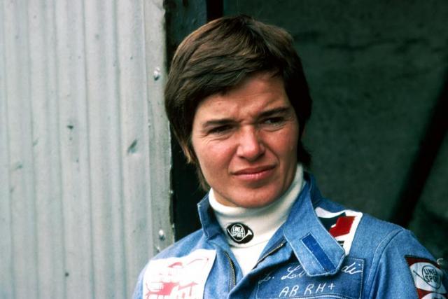Lella Lombardi, la primera mujer en puntuar en una carrera de F1