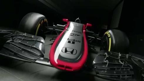 McLaren pasa los crash-test del nuevo MP4-31