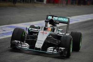 Mercedes dejará ver su nuevo monoplaza en Silverstone