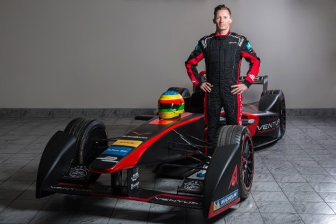 El británico Mike Conway ficha por el equipo Venturi de Fórmula E