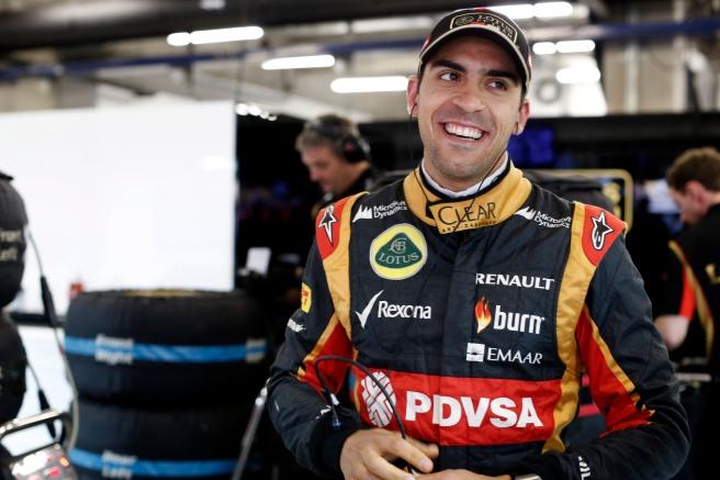 Peligra el puesto de Pastor Maldonado en Renault