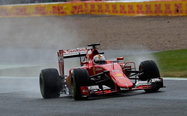 Vettel estará en los test de Pirelli en Paul Ricard