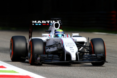 Williams espera un salto cualitativo con respecto al FW37 de 2015
