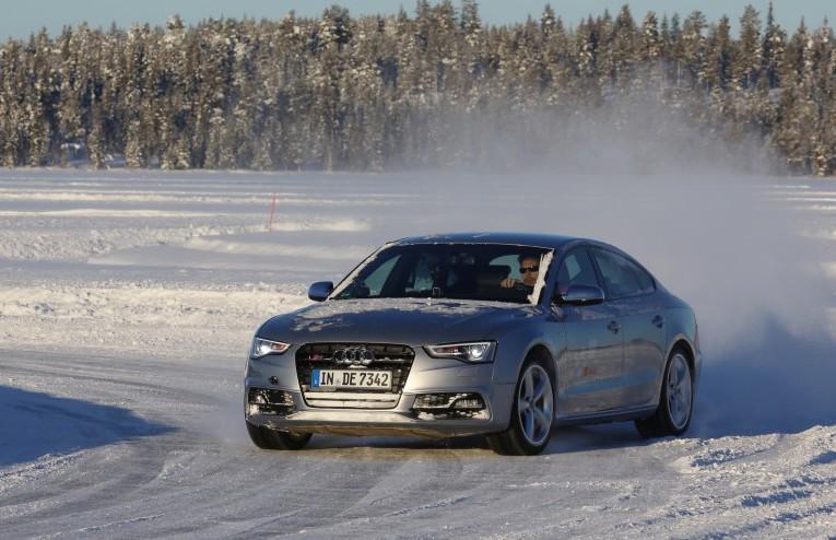 Audi Driving Experience, este año en el Círculo Polar Artico