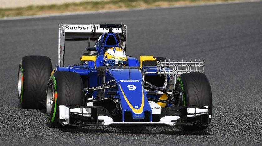 Marcus Ericsson sorprendió el segundo día de pruebas