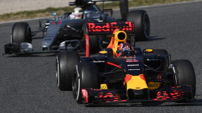 Daniil Kvyat, segundo mejor tiempo hoy en Montmeló