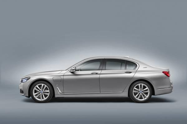 Nuevo BMW 740e IPerformance