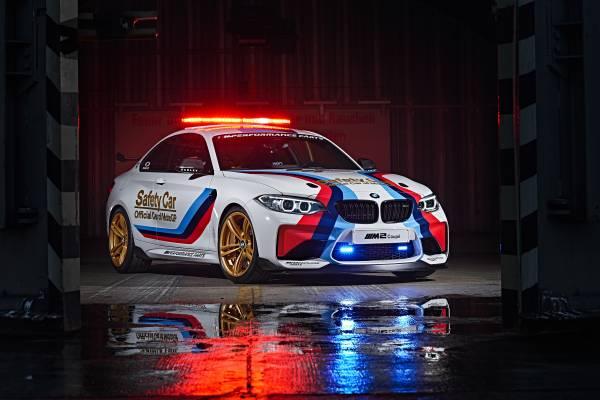 BMW M2 Safety Car, el espectacular coche de seguridad de MotoGP de 2016