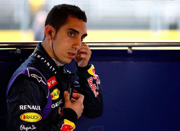 Sebastien Buemi, un año más como probador de Red Bull