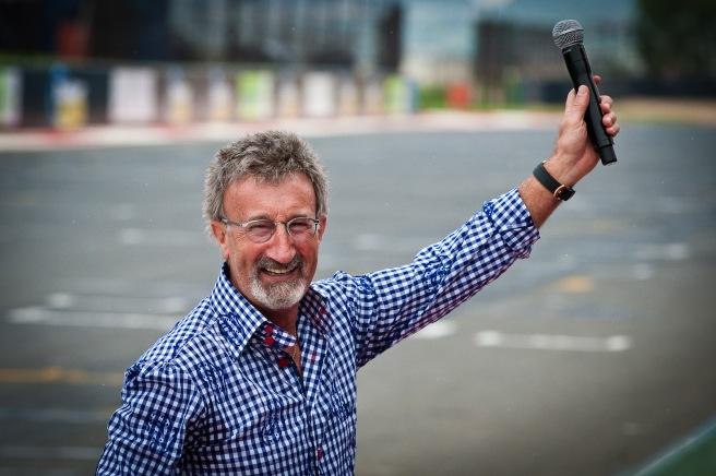 Eddie Jordan, colaborador de lujo del nuevo Top Gear