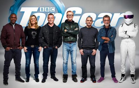 Top Gear volverá en mayo con un nuevo elenco