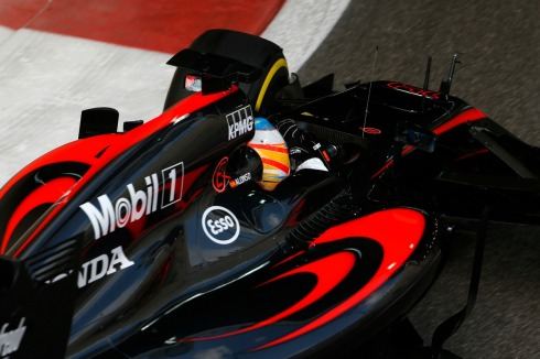McLaren estará en Barcelona con los motores de 2016