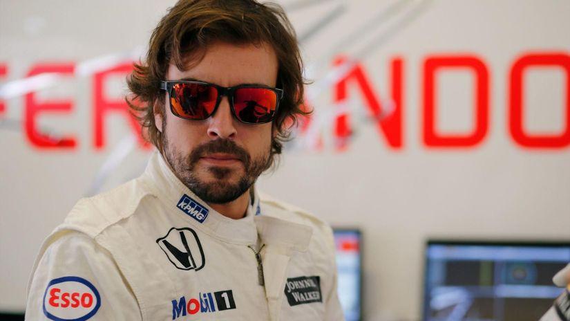 Fernando Alonso, el mejor pagado de la Förmula 1 en 2016