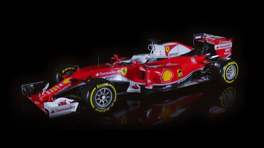 Ferrari SF16-H: Mucho más que un coche