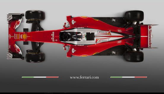 Vuelve el color blanco a la carrocería de Ferrari