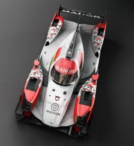 Oreca 05 Nissan LMP2