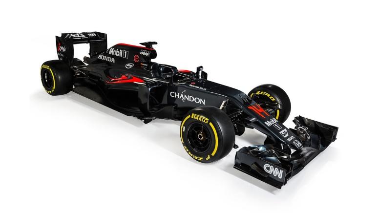 Nuevo McLaren MP4-31, un nuevo comienzo