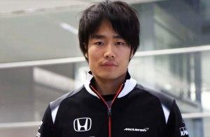Nobuharu Matsushita, nuevo piloto de desarrollo de McLaren