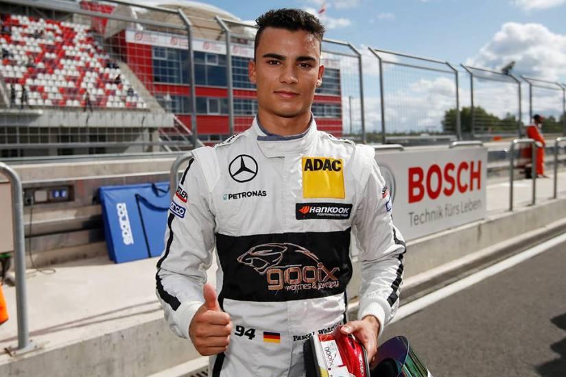 Pascal Wehrlein confirmado como nuevo piloto de Manor