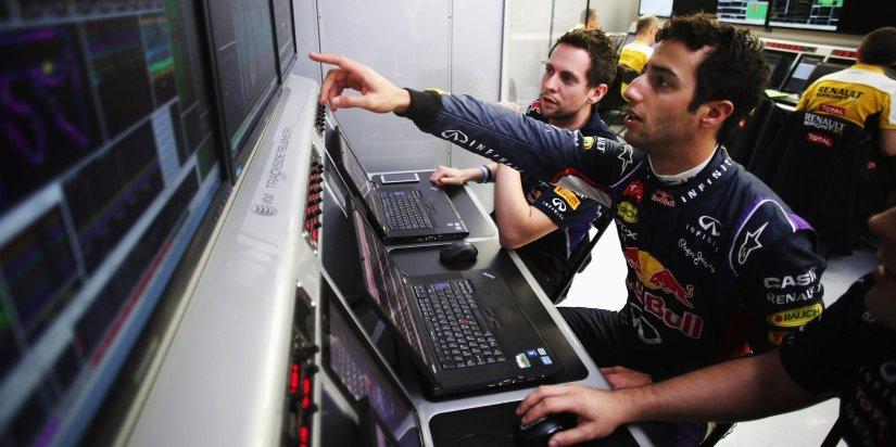 Red Bull renueva su acuerdo con AT&T para los próximos años