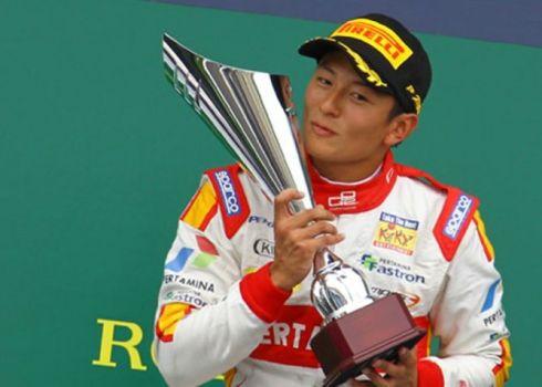 Rio Haryanto, nuevo piloto de Manor para 2016