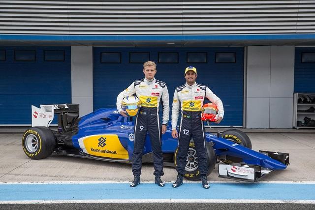Ericsson y Nasr, los pilotos peor pagados de la parrilla en 2016