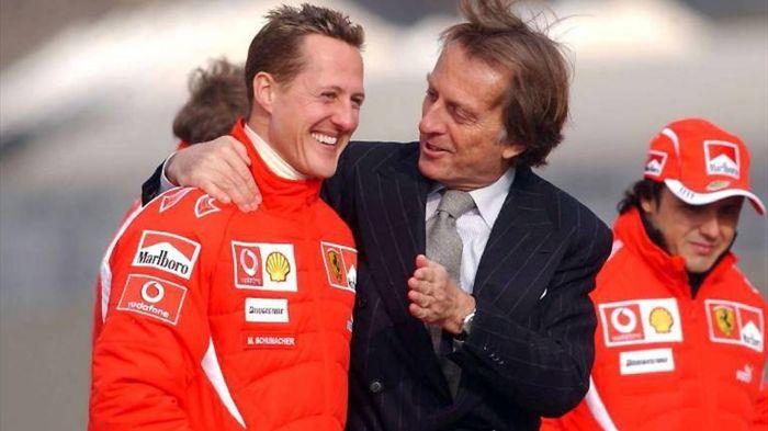 Montezemolo asegura que no tiene buenas noticias sobre Schumacher