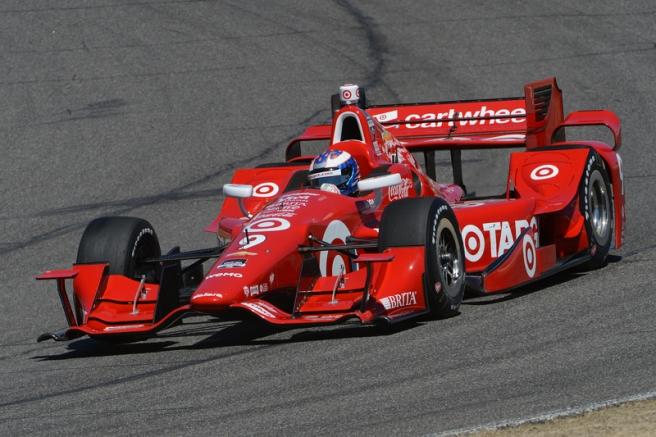 Scott Dixon, nuevo compañero de Chilton en el equipo Chip Ganassi