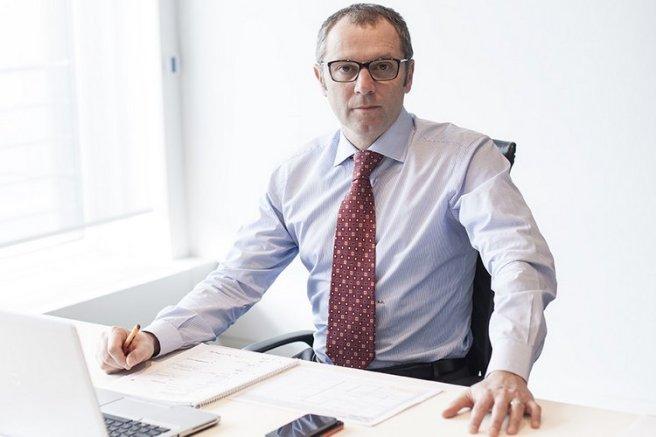 Stefano Domenicali, nuevo CEO de Lamborghini