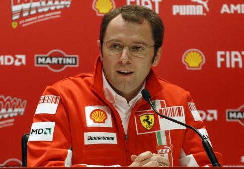 Stefano Domenicali, una vida consagrada a Ferrari