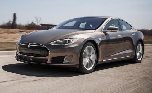 El Tesla Model S, el coche elegido para el campeonato de GTE