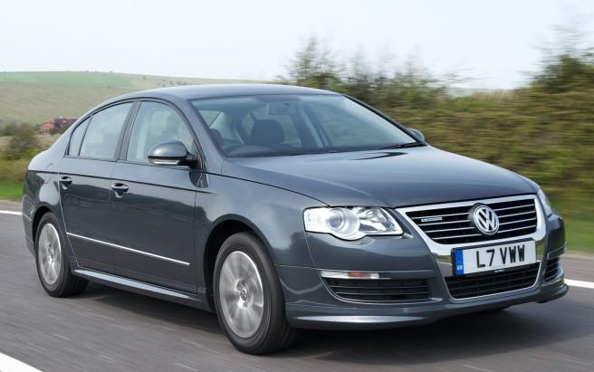 El Volkswagen Passat, uno de los afectados por los airbags de Tanaka