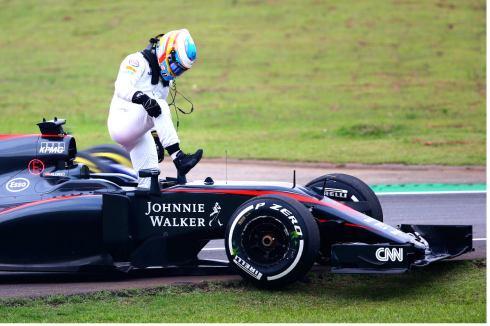 El año 2017 podría ser el del adiós de Alonso a la Fórmula 1