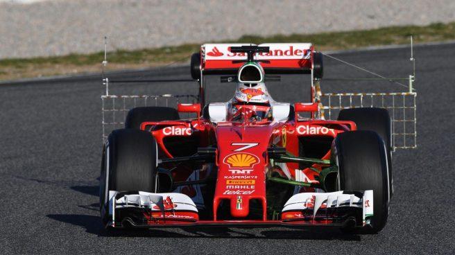 Problemas mecánicos lastran a Kimi Raikkönen