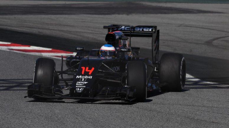 Grata sorpresa vivida hoy con McLaren y Fernando Alonso