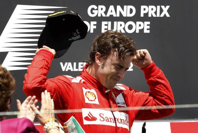 Fernando Alonso, elegido Embajador Mundial del GP de Europa 2016 en Baku