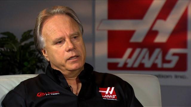 Gene Haas admite haber subestimado la Fórmula 1