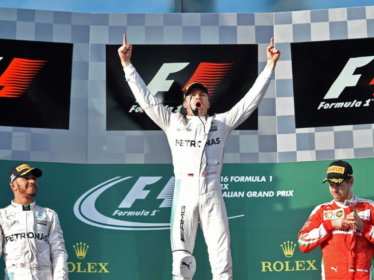 El GP de Australia se salda con la primera victoria de Nico Rosberg