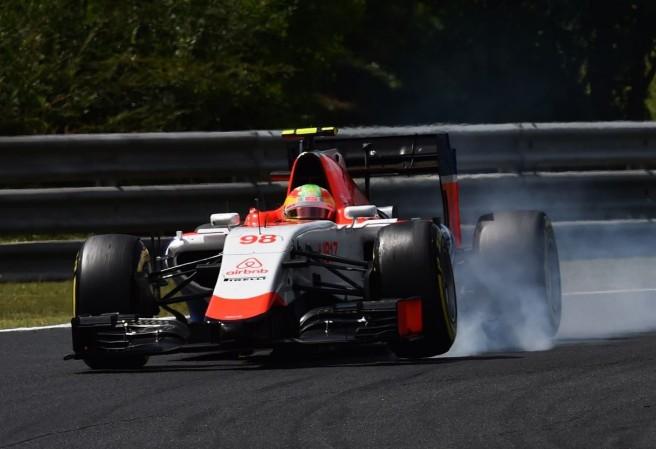 Roberto Merhi espera volver pronto a la Fórmula 1