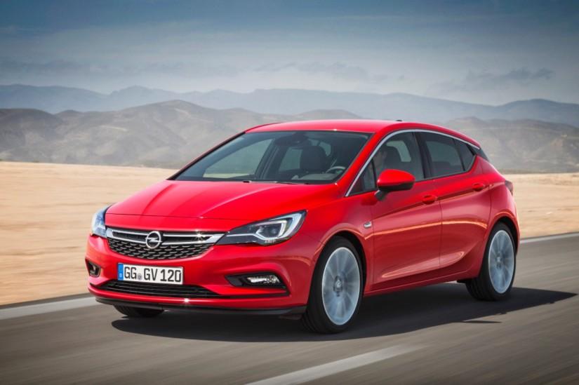 El nuevo Opel Astra, Coche del Año en Europa 2016