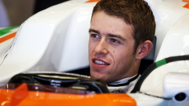 Paul Di Resta firma por Williams como piloto reserva