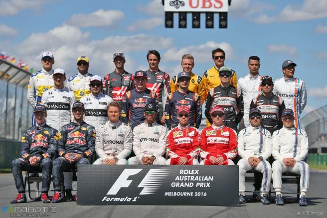 Los pilotos del paddock firman una carta demandando más poder en las decisiones