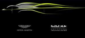 Red Bull y Aston Martin, juntos para la fabricación de un superdeportivo