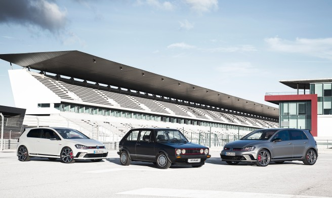 Nuevo VW Golf GTI Clubsport: Por 40 años de éxito