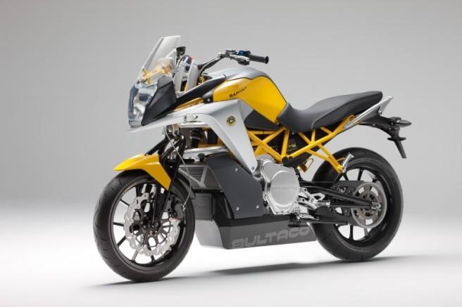 Bultaco Rapitan, una de las últimas creaciones de la firma española ahora premiada